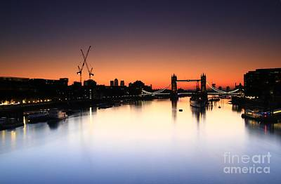 Tower Bridge 2 Art Print