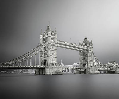 Tower Bridge London Photograph - Tower Bridge by Ahmed Thabet