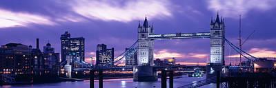 Tower Bridge, Landmark, London Art Print