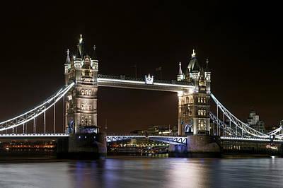 Photograph - Tower Bridge London by Francesco Emanuele Carucci