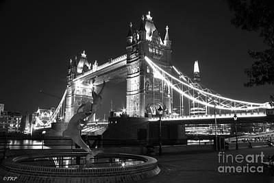 Photograph - Tower Bridge  by Size X