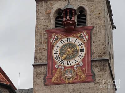 Tower Clock Original by Evgeny Pisarev