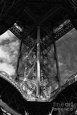 Photograph - Tower Column by John Rizzuto