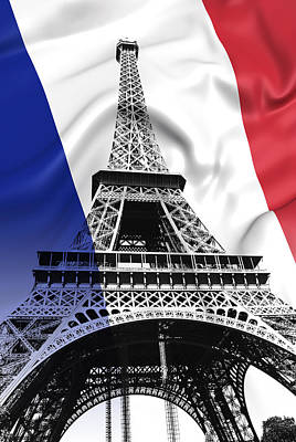 Tower Eiffel Art Print