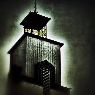 Photograph - Tower In The Sun by Kathleen Messmer