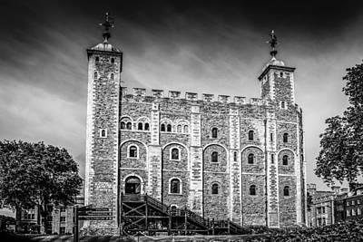 Tower Of London Original by Chris Smith