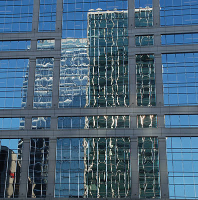 Photograph - Tower Reflections by Richard Bryce and Family