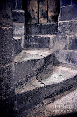 Photograph - Tower Steps by Jill Battaglia