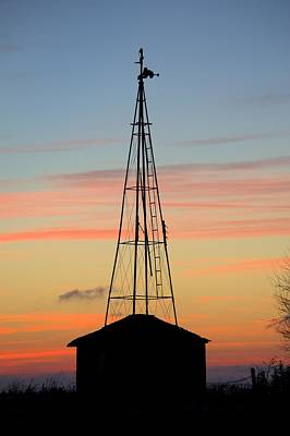 Photograph - Tower Sunrise by Bonfire Photography