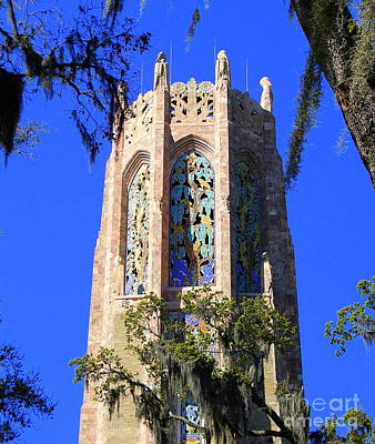 Photograph - Tower Top by Lew Davis