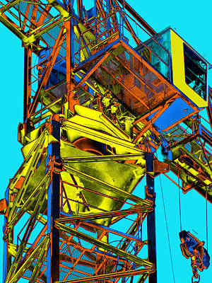 Photograph - Towering 5 by Wendy J St Christopher