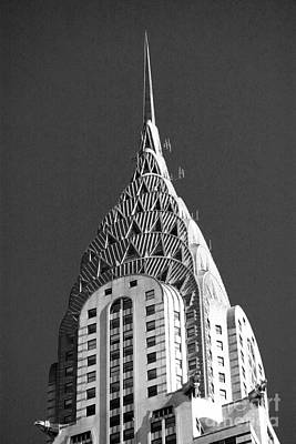 Photograph - Towering Chrysler by David Bearden