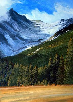 Robert Duvall Painting - Towering Light by Robert Duvall