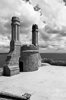 Photograph - Towers And Battlements by Terri Waters