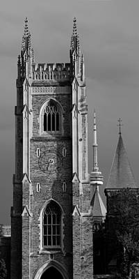 Photograph - Towers B by Andrew Fare