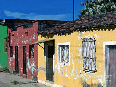 Photograph - Town In Mexico by Gena Weiser