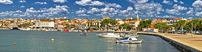 Photograph - Town Of Novalja Pag Island by Brch Photography