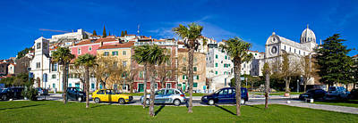 Photograph - Town Of Sibenik Colorful Panorama by Brch Photography
