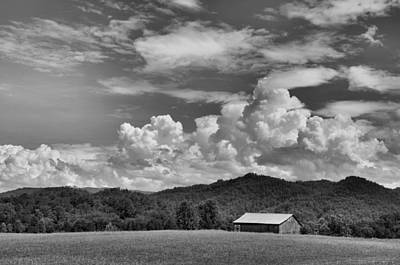 Photograph - Townsend Barn by Jan Amiss Photography