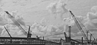 Photograph - Townsville Port by Jocelyn Kahawai