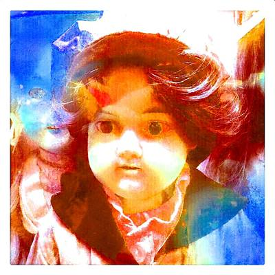 Photograph - Toy Dreams 2 by Marianne Dow