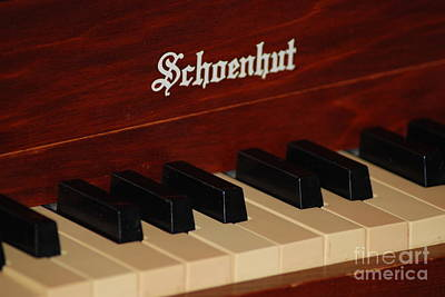 Photograph - Toy Piano by Mark McReynolds