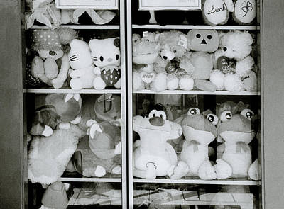 Toy Shop Photograph - Toy Shop by Shaun Higson