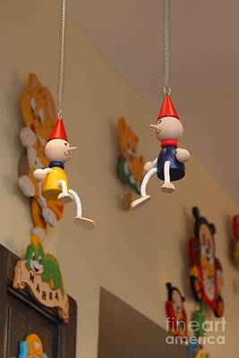 Puppet Photograph - Toy Store by April Antonia