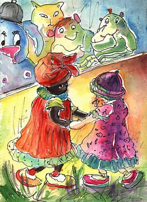 Toy Story In Lanzarote 04 Art Print by Miki De Goodaboom