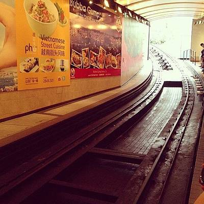 Track Photograph - #track by Joan Lim