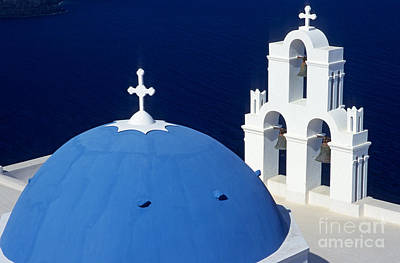 Photograph - Traditional Church by George Atsametakis