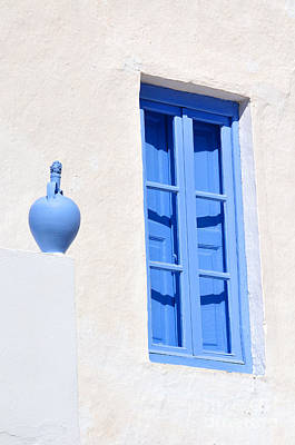 Photograph - Traditional House In Serifos Town by George Atsametakis
