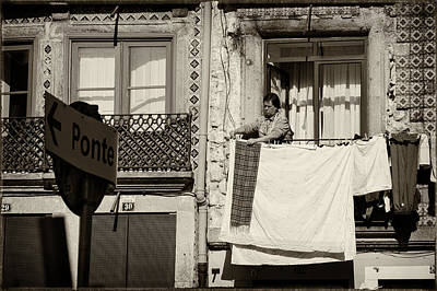 Photograph - Traditional Oporto by Pablo Lopez