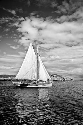 Photograph - Traditional Working Boat by Gary Eason