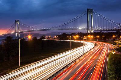 Photograph - Traffic by Mihai Andritoiu