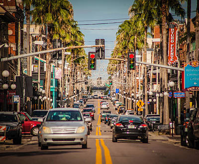 Photograph - Traffic by Ybor Photography