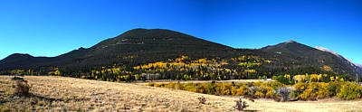 Trail Ridge Road - Panorama Art Print