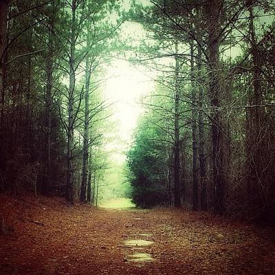 Trail Photograph - #trail by Will Winchester