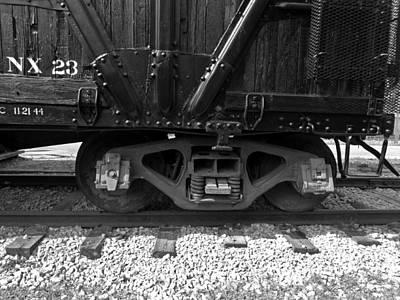 Photograph - Train Car by Joyce  Wasser