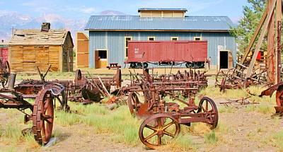 Train Car Original