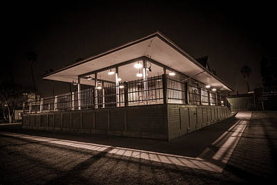 Photograph - Train Depot 4 by Dave Hall