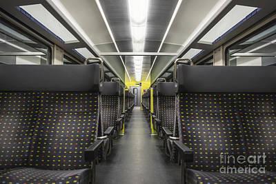 Photograph - Train by Maurizio Bacciarini