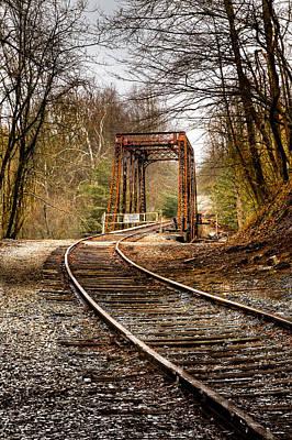 Train Memories Art Print