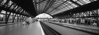 Train Station, Cologne, Germany Art Print by Panoramic Images