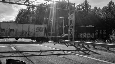 Train Xing Original by Photo joe Ruffin
