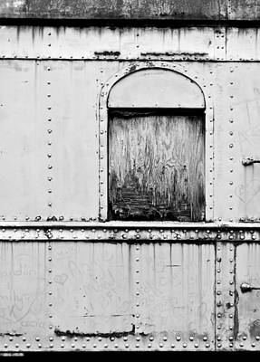 Photograph - Trains 8 by Niels Nielsen