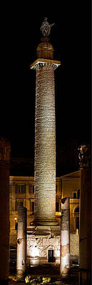 Photograph - Trajans Column by Weston Westmoreland