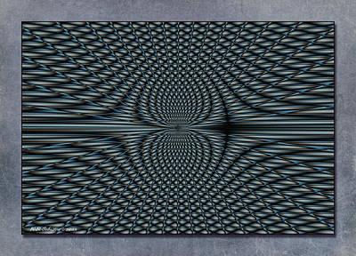 Digital Art - Trajectory by WB Johnston