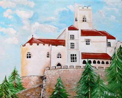 Trakoscan Art Print by Tomislav Neely-Turkalj