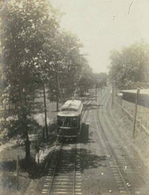 Tram In Or Near Louisiana, Unknown Print by Artokoloro